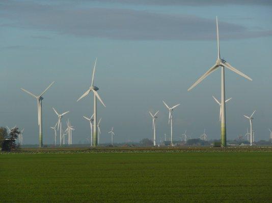 Windenergiepark
